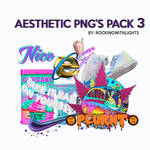 | AESTHETIC PNG'S PACK 3 |