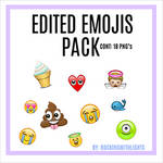 EDITED EMOJIS PACK