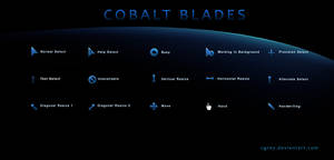 Cobalt Blades