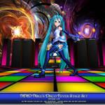 MMD Miku's Disco Fever Stage Set (Ver 2.0)