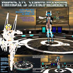 MMD Nimda's Synthesizer Stage Ver 1.0