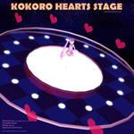 MMD Kokoro Hearts Stage