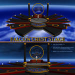 MMD Falcon Crest Stage