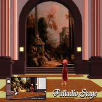 MMD Palladio Stage Ver 1.0 by Trackdancer