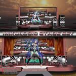 MMD Mikulogic Stage Set