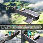 MMD Last Exile Van Ship - Silverwing Pegasus