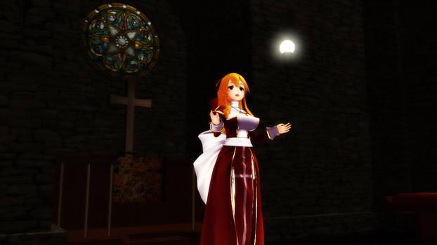 MMD Amazing Grace - Original Animation - Motion DL