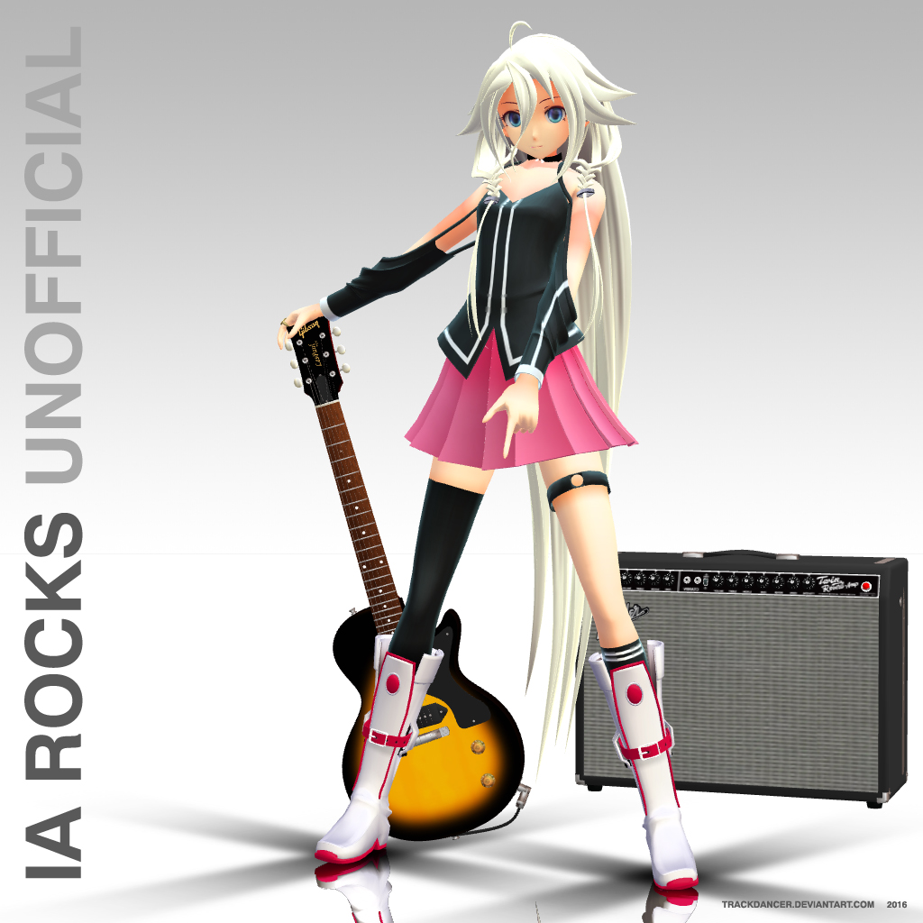 MMD IA Rocks [UNOFFICIAL] by Trackdancer