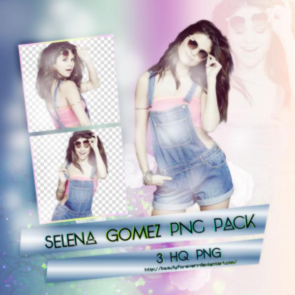 PNG Pack(256) Selena Gomez by BeautyForeverr