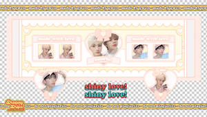 shiny love layout by gwen!