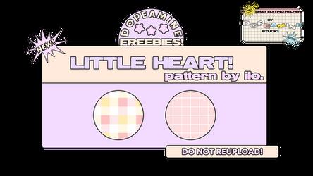 Little Heart Patterns By Ilo!