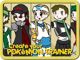 Pokemon Trainer Creator by MagicalGirlYossy