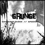 brushes + grunge