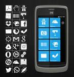 Launcher7 icons set 1
