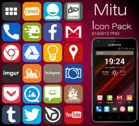 Mitu icon pack #1
