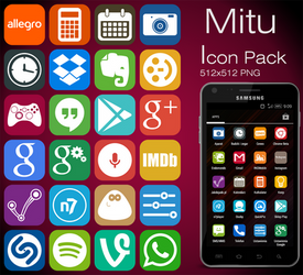Mitu icon pack #2