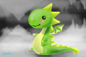 Doodle - Baby Dragon