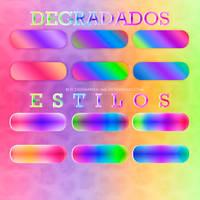 Estilos Y Degradados by BitchesImAwesome