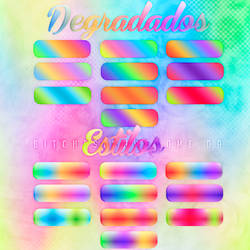 Estilos Y Degradados BitchesImAwesome by BitchesImAwesome