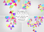 Triangles Textures