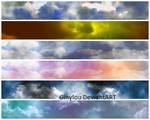 Texturas clouds nubes