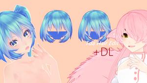 +DL|  Tda Hair Edit