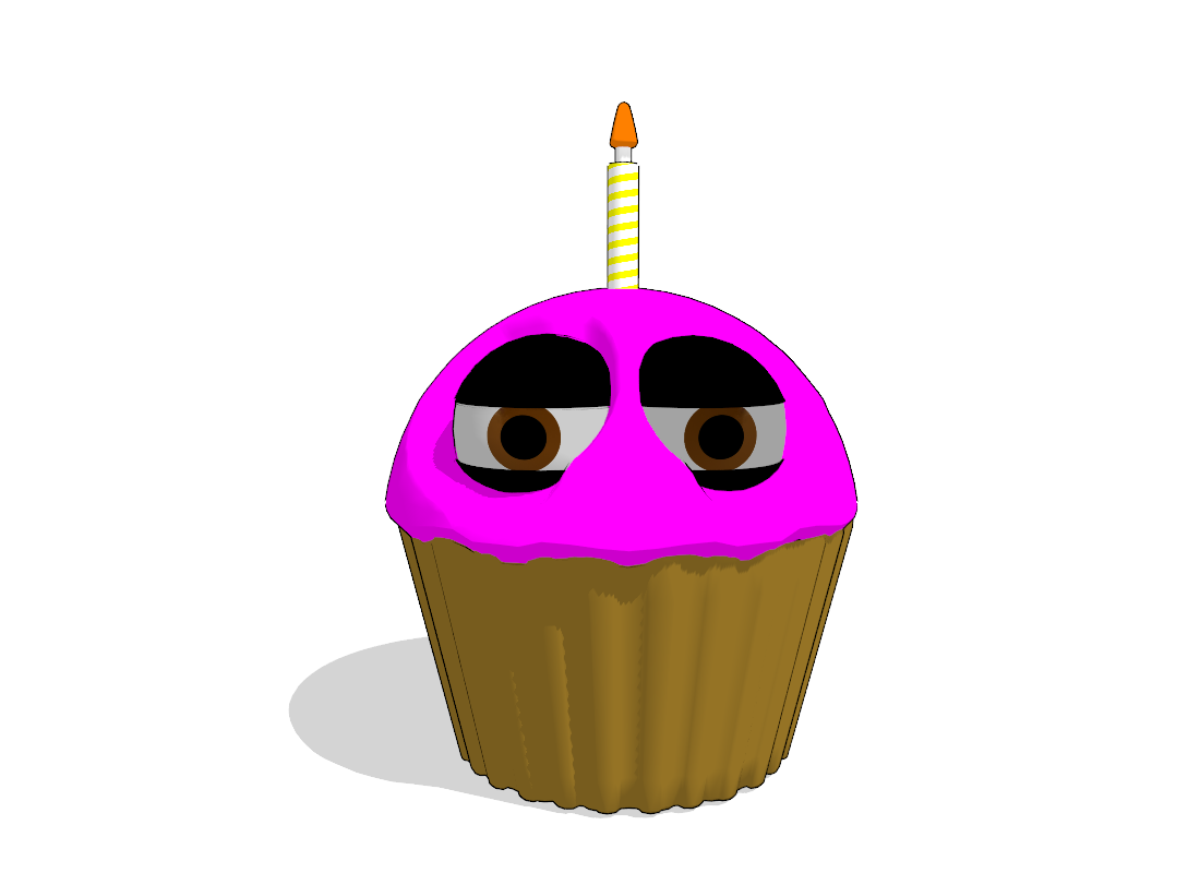 Cupcake FNAF Download by penelopepeace on DeviantArt