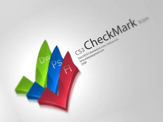 CS3 CheckMark Icon by faris18787