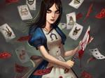 Alice tweaked