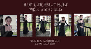 M Lady Gothic Reshoot Pack