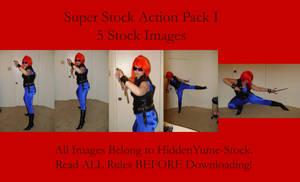 Super Stocker Action Pack I