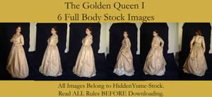 The Golden Queen I Pack