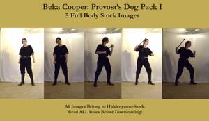 Beka Cooper Stock Pack I