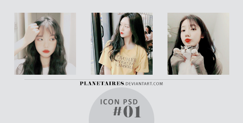 [#01] icon psd. by planetaires