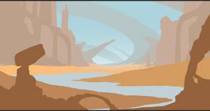 Desert Oasis PROCESS