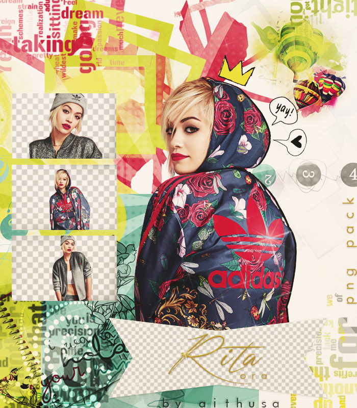 Rita Ora PNG PACK by Fuckthesch00l