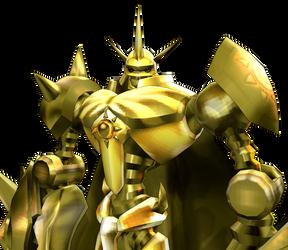 Gold Omnimon