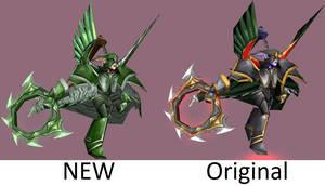 Warden Re-skin