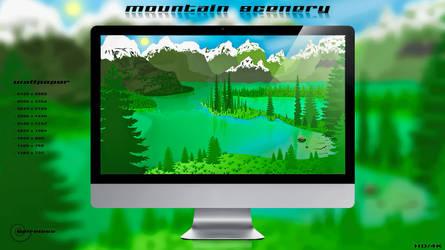 Mountain scenery 3