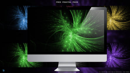 Free Fractal Textures Pack