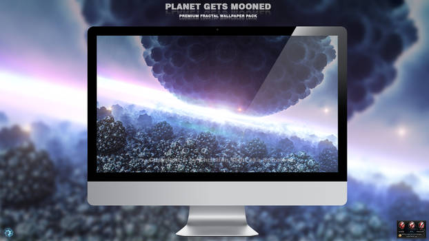 Planet gets Mooned
