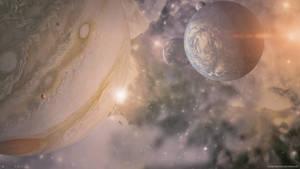 Omega A144 Galaxy