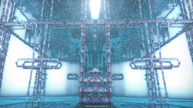 Saturn's Temple