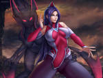 Irelia - Breasts and butt grow