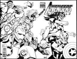 Avengers12001 by terrypallot