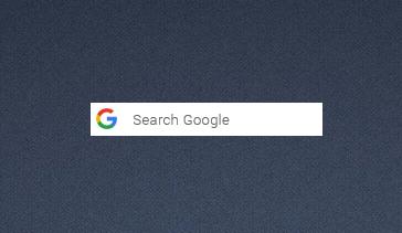 Google Search Bar by DevilRev