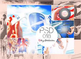 PSD 018 by OmgKltzEdition