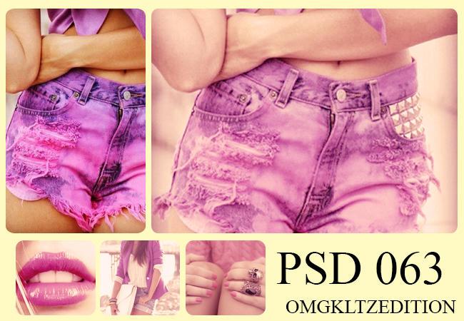 PSD 063 by OmgKltzEdition