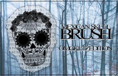 MexicanSkullBrush - OmgKltzEdition