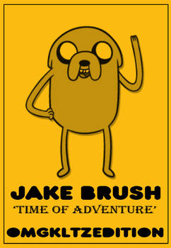 Jake - time of adventures - Brush